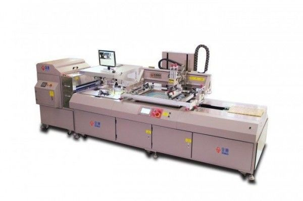 TY  CCD5050S CCD Camera Screen Printing Machine